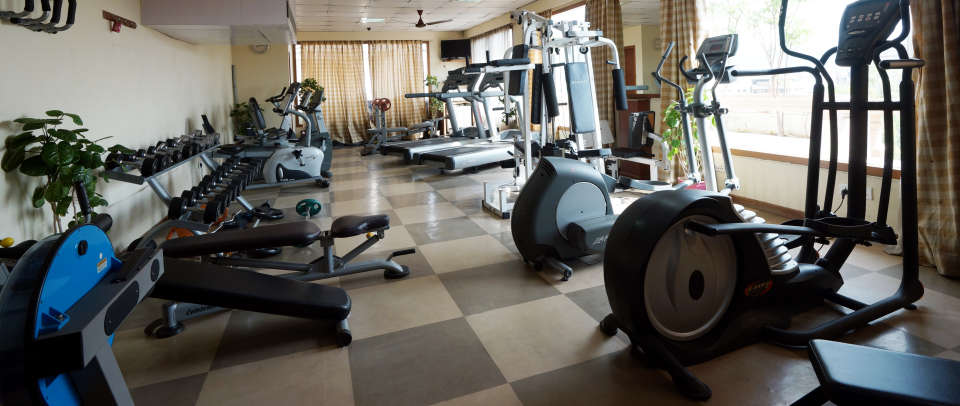 Health Club at Hotel Daspalla Visakhapatnam