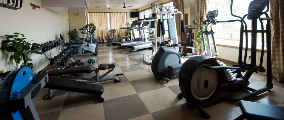 Health Club at Hotel Daspalla Visakhapatnam