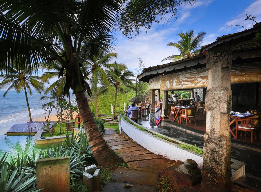 alt-text Niraamaya Retreats Surya Samdura, Kovalam Resort, Kovalam Beach Resort 3