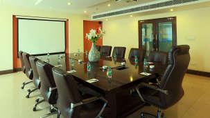 Hotel Abhimaani Vasathi, Rajajinagar, Bangalore Bangalore BOARD ROOM Hotel Abhimaani Vasathi Rajajinagar Bangalore