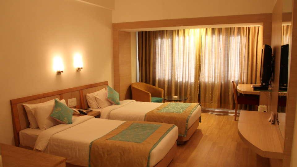 VITS Bhubaneswar Hotel Bhubaneswar Executive Room 2 at VITS Hotel Bhubaneswar