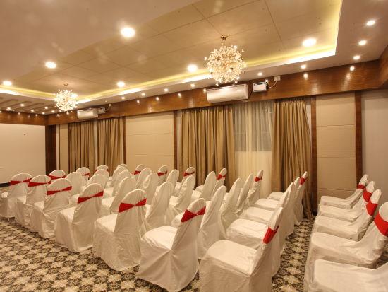 Banquet Hall Meeting Rooms at Crimson Lotus 1