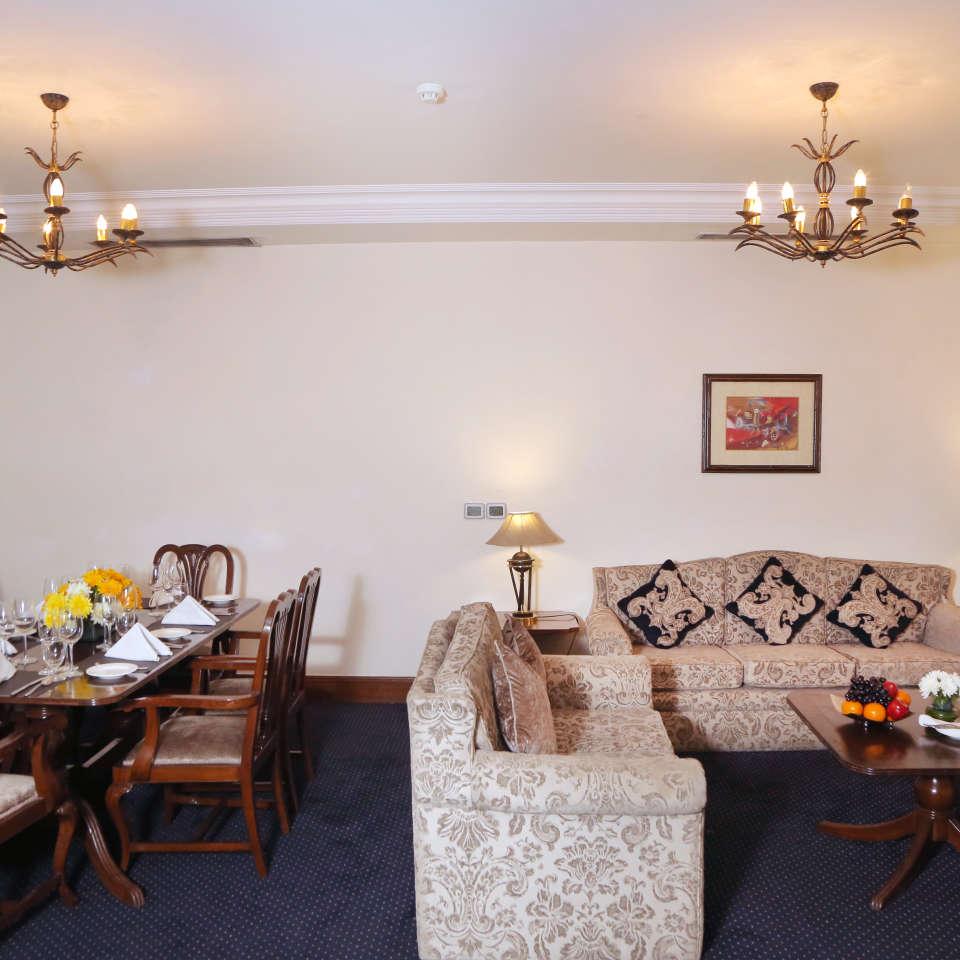 Business Suite, The Bristol Hotel Gurgaon, 5-star Hotel In Gurgaon 7685