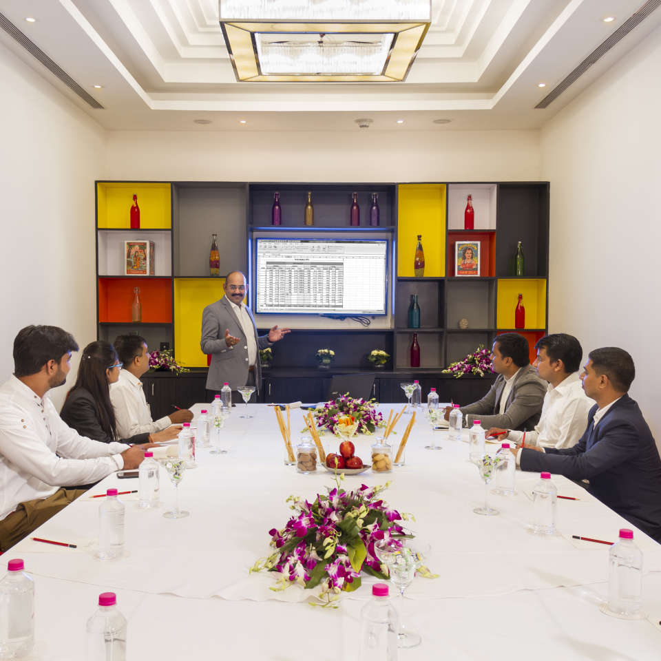 Board Room , Hotel Zone By The Park , Boardroom In Jaipur 1