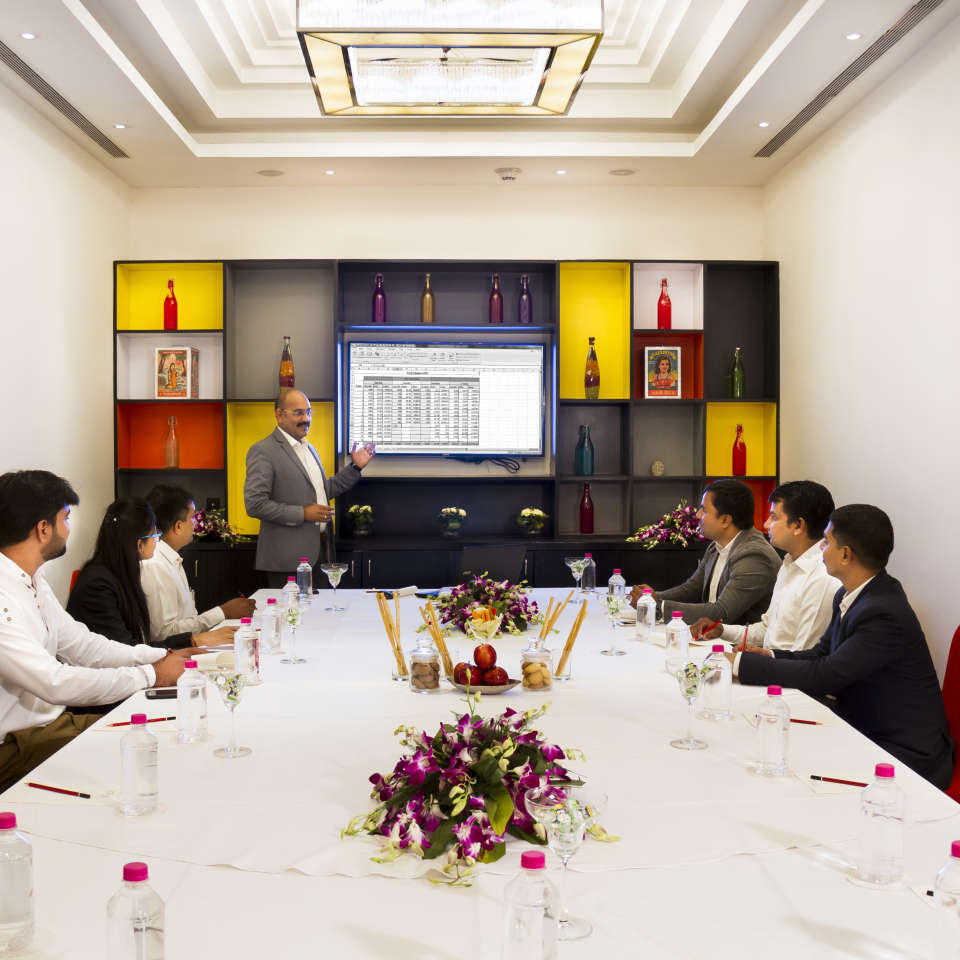 Board Room , Hotel Zone By The Park , Boardroom In Jaipur 3