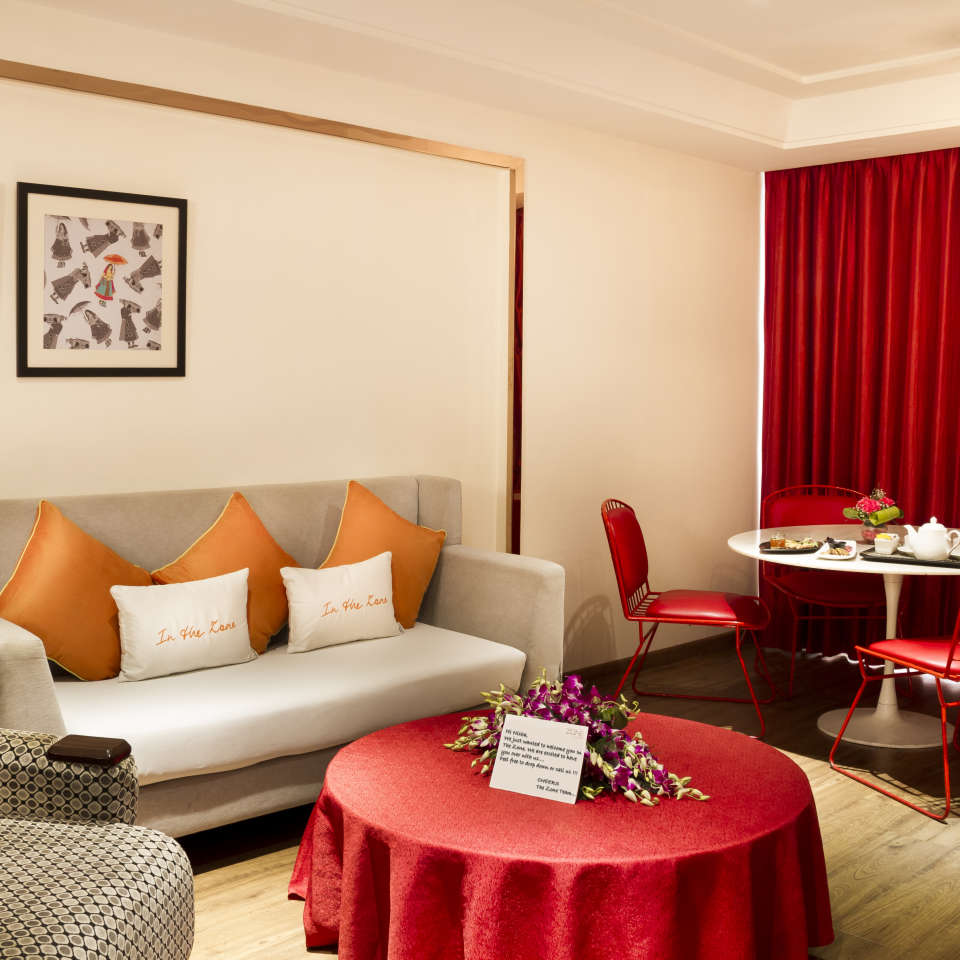 Quad Rooms, Zone By The Park , Best Rooms In Jaipur ,Jaipur Rooms 2