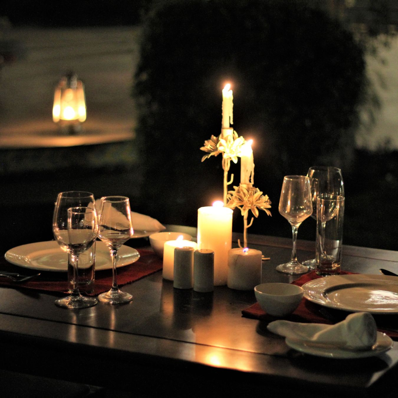 Starlit Dinner