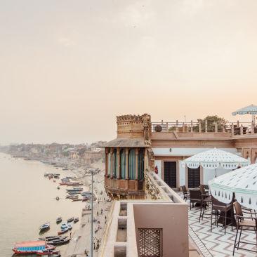 18. 2nd floor Kamalaya Terrace - river view