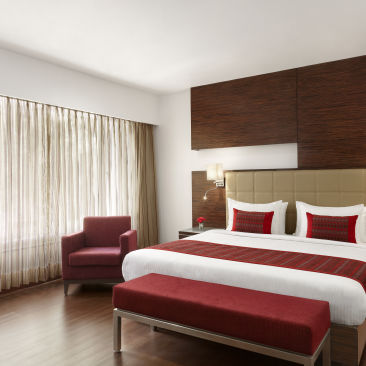 Deluxe Rooms at Suba Star Ahmedabad Hotel rooms in Ahmedabad 3