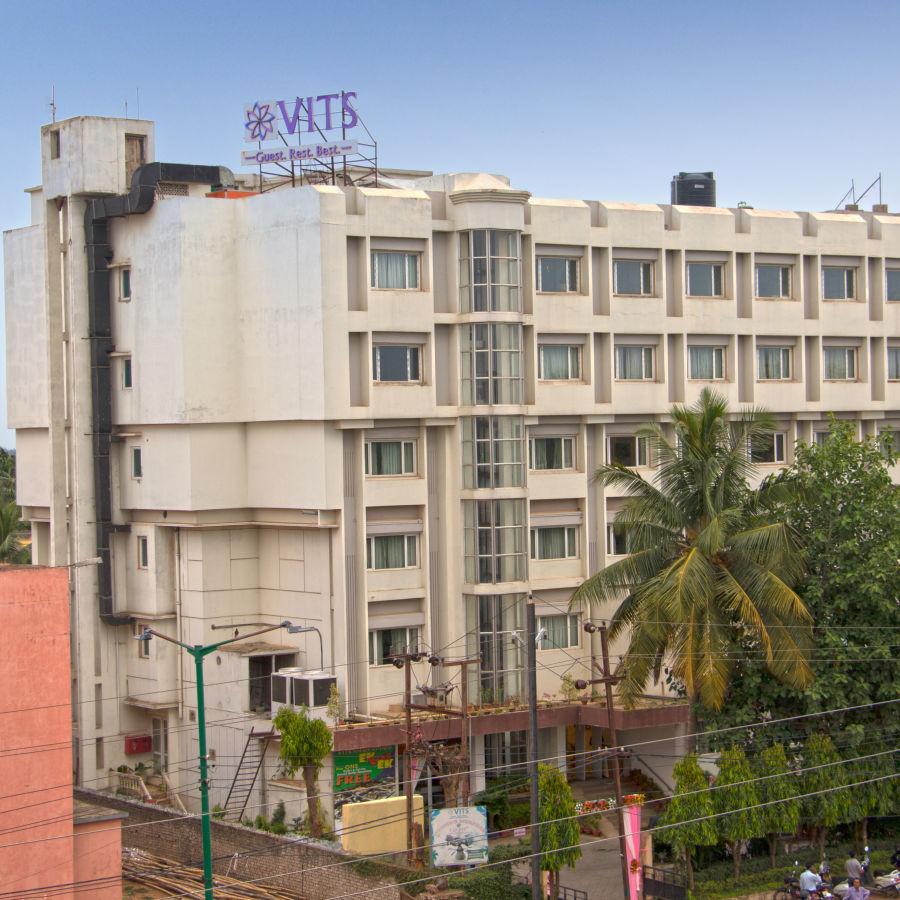 Building 1 - VITS Hotel Bhubaneswar