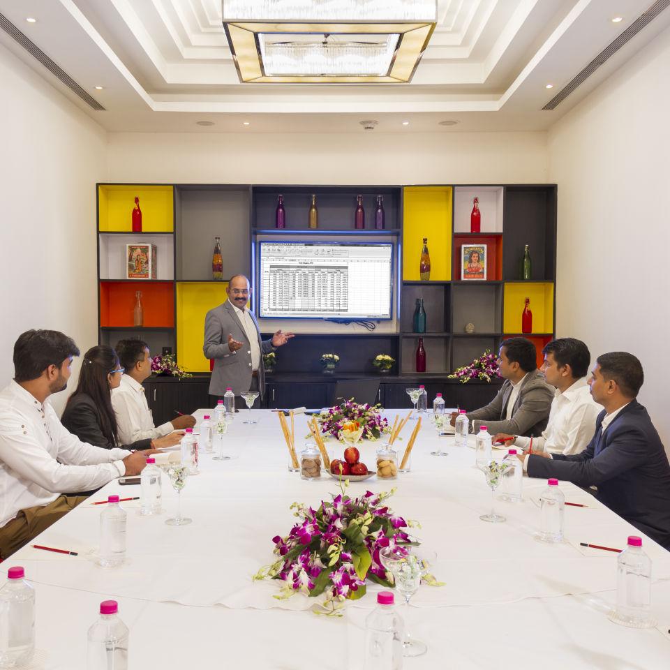 Board Room , Hotel Zone By The Park , Boardroom In Jaipur 1