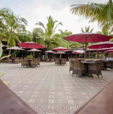 Restaurant - Budha Garden 3