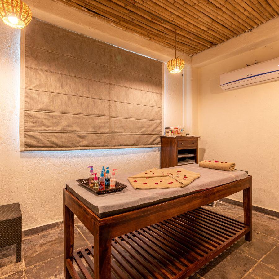 Best resorts in Ranthambore, Spa in Ranthambore