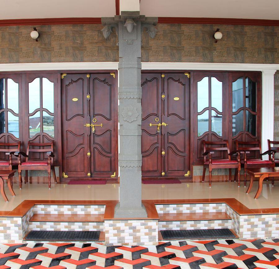 alt-text Hotel In Cherai, Sapphire Club Cherai Beach Villa, Cherai Hotel 3