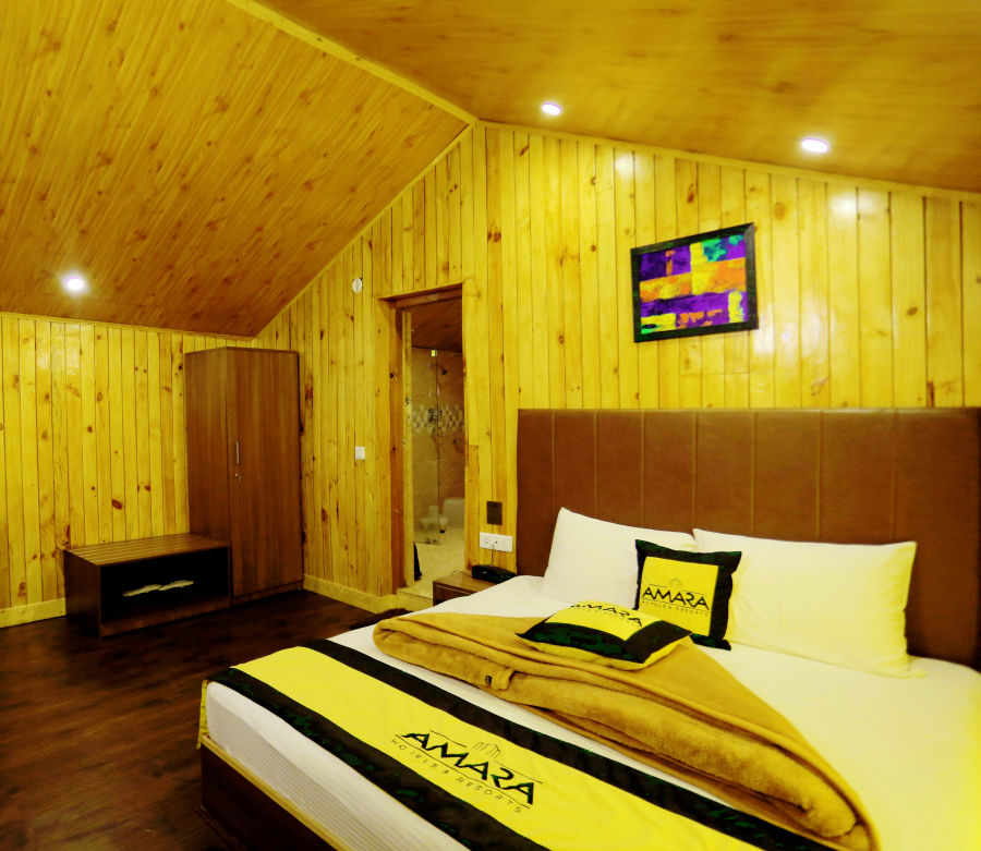 alt-text Amara 2-Bedroom Suite 2, Amara Resorts, Manali, Holiday resort in Manali