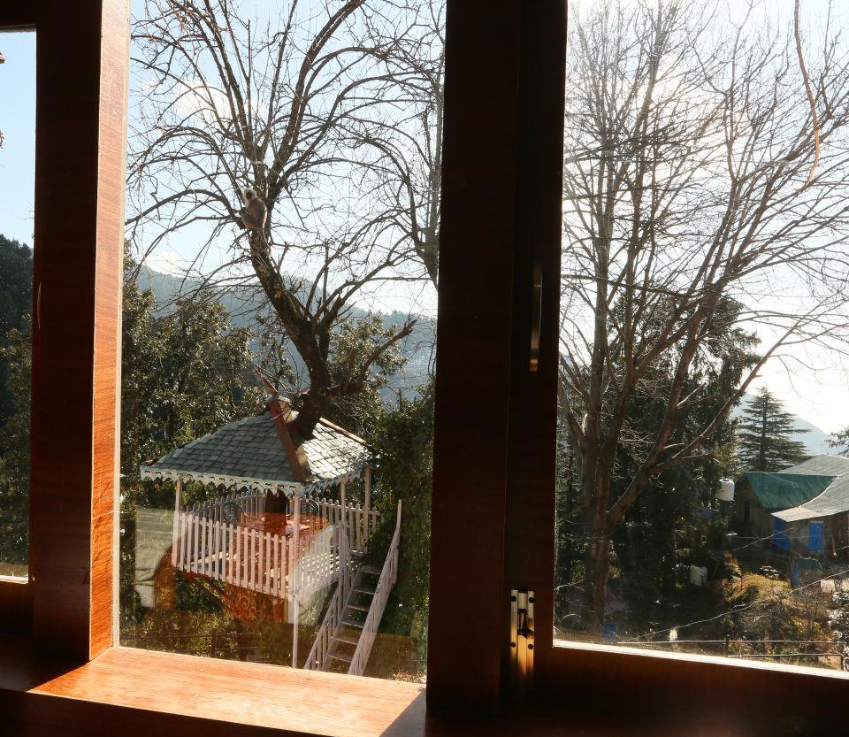 Deluxe Room with garden view at Alps Resort Dalhousie 2