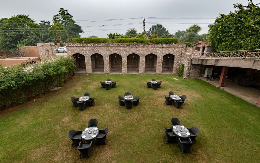 alt-text Best resorts in Ranthambore 4