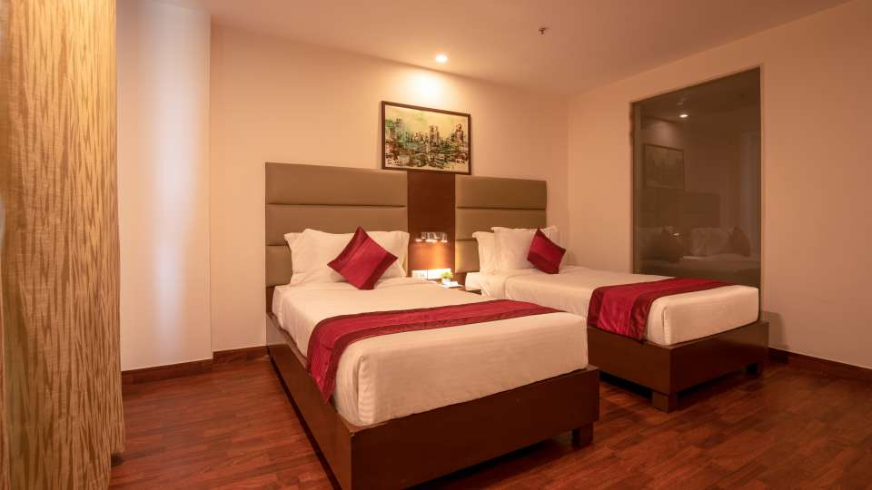 Executive Room at Hotel Mint Select, Noida, Hotel rooms in Noida, Stay in Noida