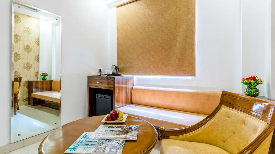 Room inclusions at Inde Hotel Cyber City Cyber City, Gurugram