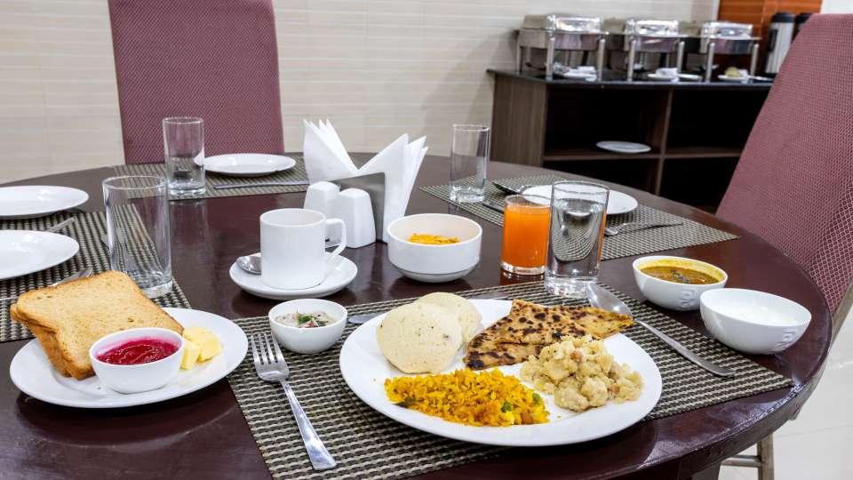 Mint Cafe - Breakfast