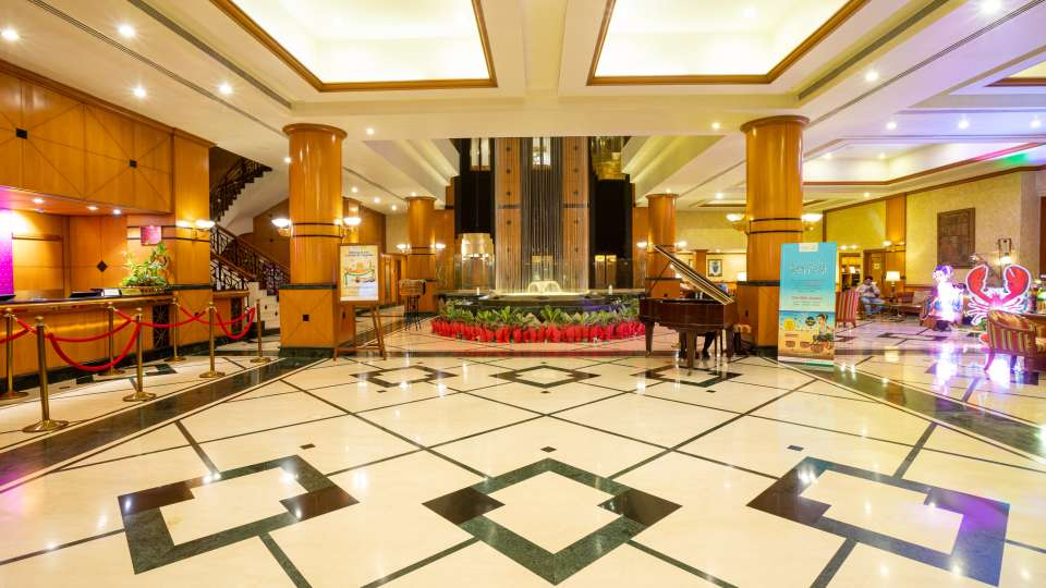 Lobby 1, Orchid Hotel Mumbai Vile Parle, 5 Star Hotel in Vile Parle