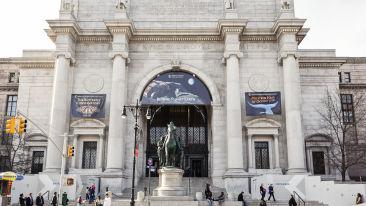 American Museum of Natural History in Manhattan
