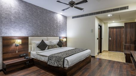Deluxe Rooms, best place to stay in ranthambore