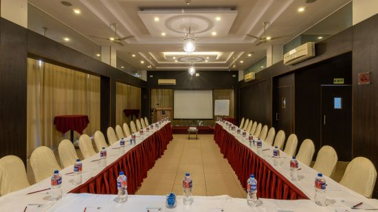 Best resorts in goa  Resort in Calangute  North Goa  suites in Goa  Calangute Beach  hotel rooms in North GoaConference hall