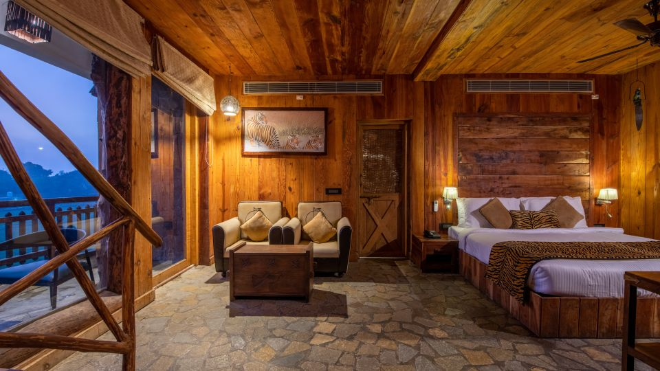 The Baagh Ananta Elite, Luxury resorts and cottages in Ranthambore  2