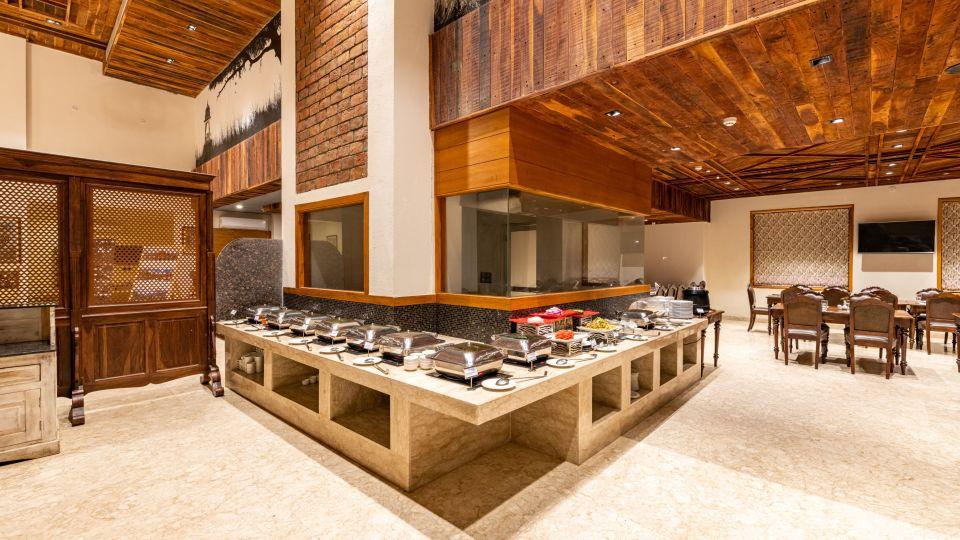 The Baagh Ananta Elite, Resorts in Ranthambore National Park, Restaurants in Ranthambore 3