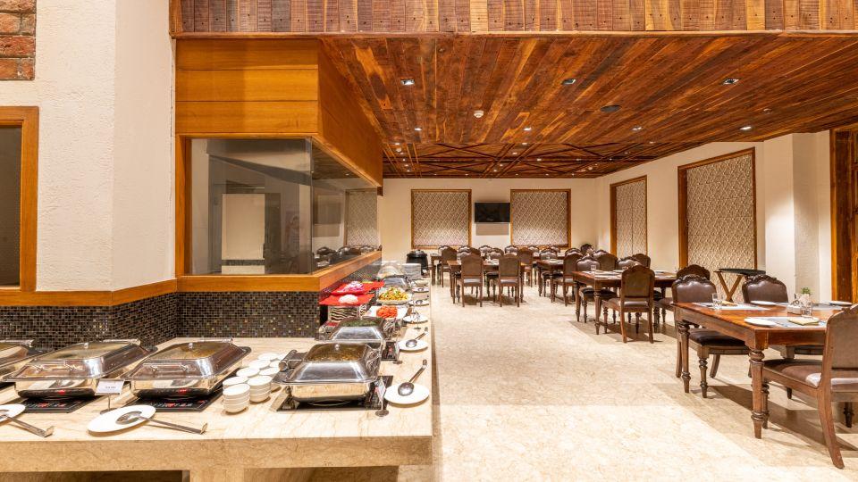 The Baagh Ananta Elite, Resorts in Ranthambore National Park, Restaurants in Ranthambore 7