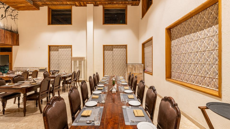 The Baagh Ananta Elite, Resorts in Ranthambore National Park, Restaurants in Ranthambore 8