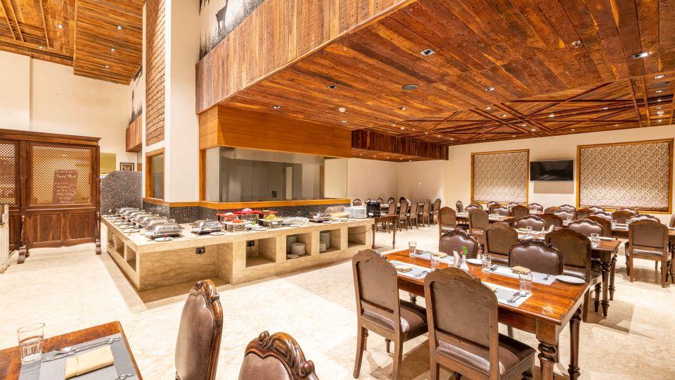 The Baagh Ananta Elite, Resorts in Ranthambore National Park, Restaurants in Ranthambore 9