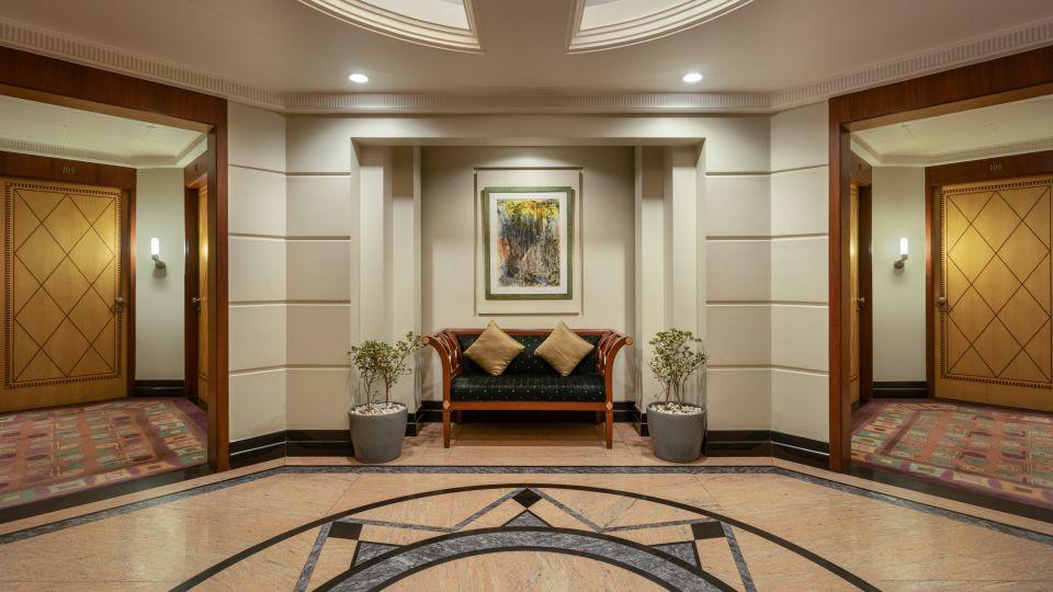 Kalupur Room Lobby