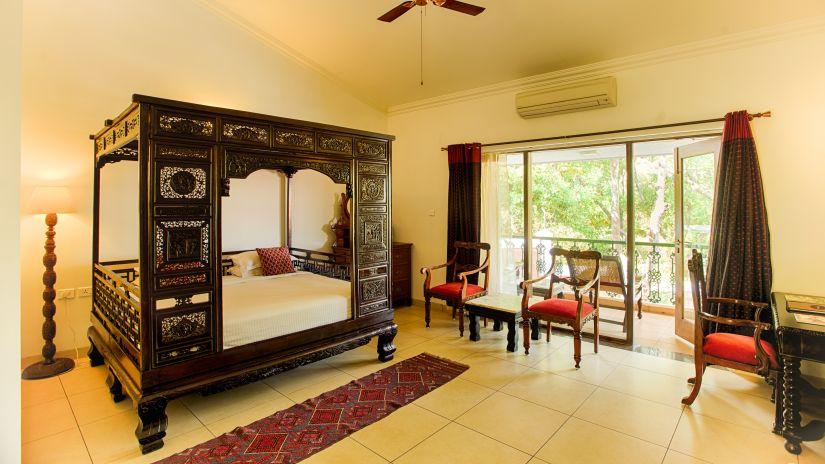 Luxury room - Cinnamon 1