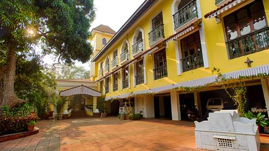 Shanti Morada Boutique Hotels in Goa 157