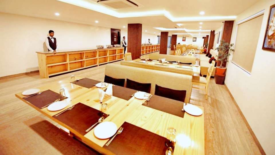 4 Restaurant Spectrum Hotel and Residences Udaipur by 1589 Hotels