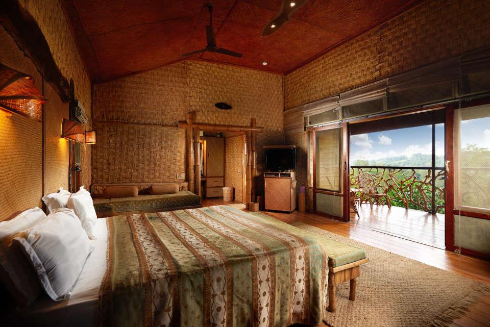 Tranquil Resort, Wayanad Tranquil Tree Villa Interior 1
