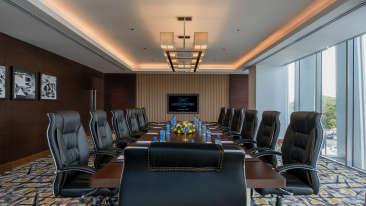 Conclave - Boardroom