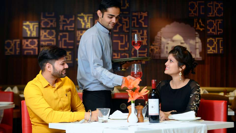 Latice Restaurant at Crystal Sarovar Premiere Agra Best Hotels in Agra3