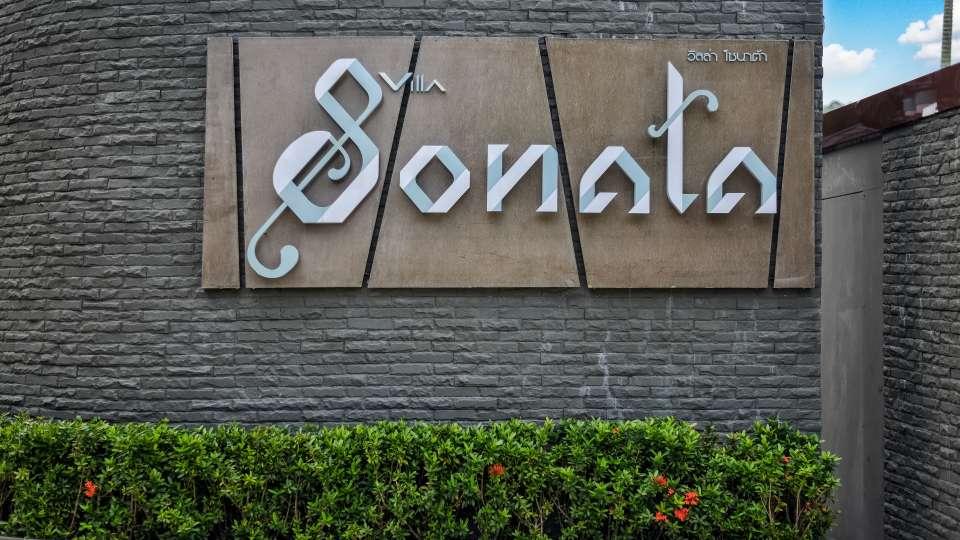 Facade Villa Sonata Phuket 40