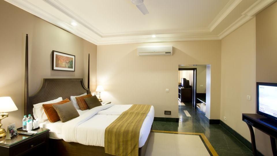 Ganga Lahari Hotel, Haridwar Haridwar Superior Room 1 Ganga Lahari Hotel Haridwar0