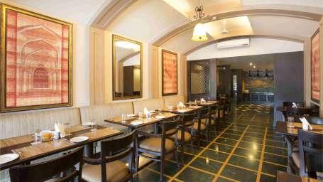 Ganga Lahari Hotel Haridwar Restaurant at Ganga Lahari Hotel Haridwar