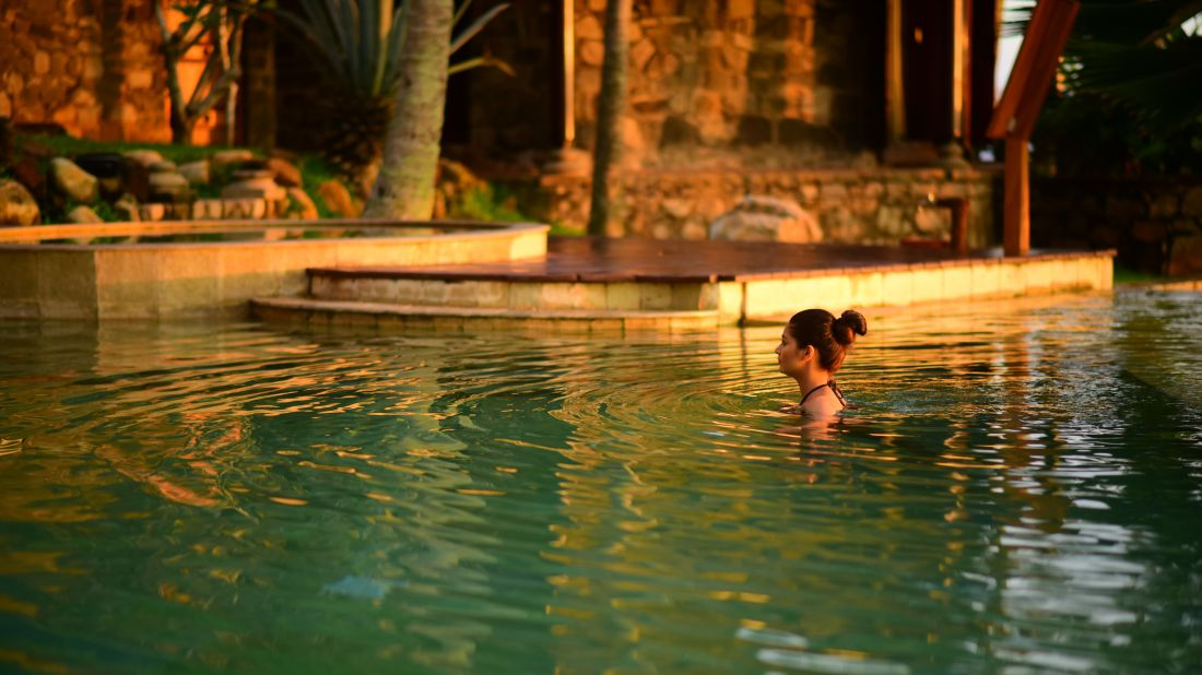 Pool at Niraamaya Retreats Surya Samudra, Kovalam Resorts 2