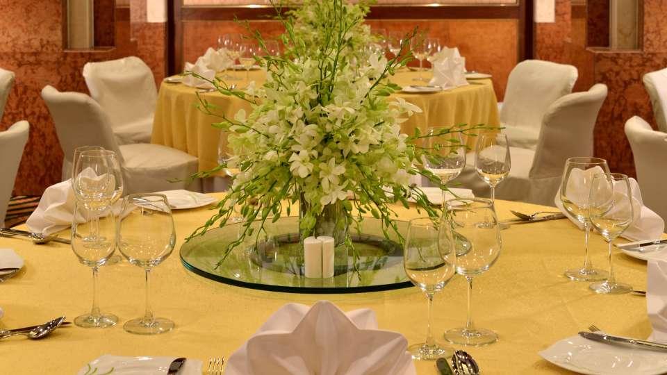Banquet Sarovar Hotels - Marine Plaza Mumbai 2