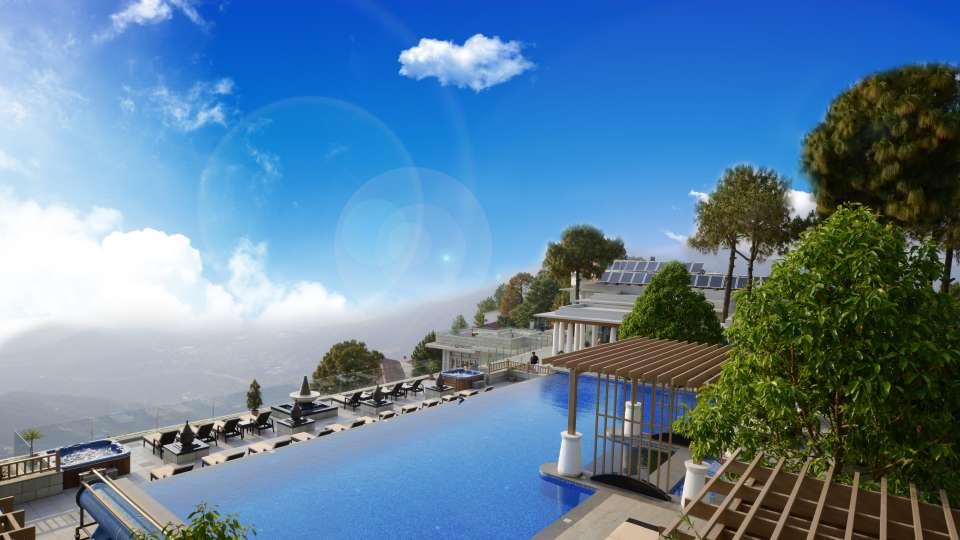 Moksha Himalaya Spa Resort, Chandigarh Chandigarh Moksha Himalaya Spa Resort Chandigarh 5
