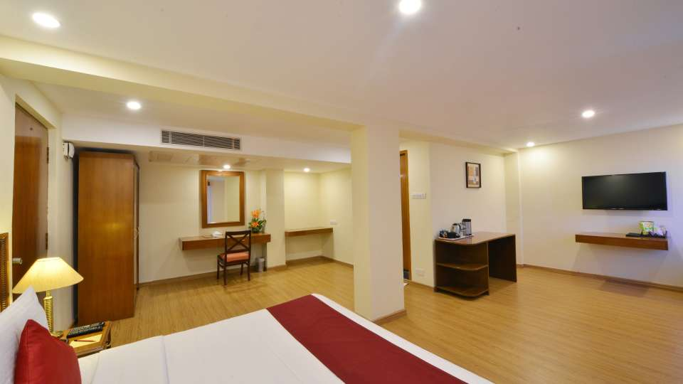 Suite at Hotel SRM Chennai