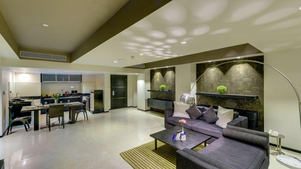 Davanam Sarovar Portico Suites, Bangalore Bangalore Premium Suite 1 Hotel Davanam Sarovar Portico Suites Madiwala Bangalore