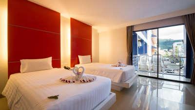 Premier room - VITS – Alfresco, Phuket Hotels