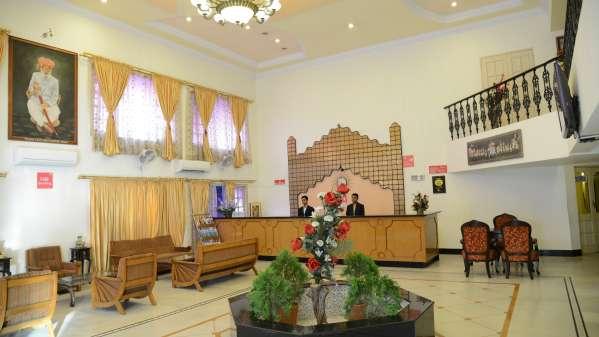 Hotel Rajputana Palace Hotels In Jodhpur Affordable
